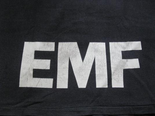 1990 EMF UNBELIEVABLE VINTAGE T-SHIRT