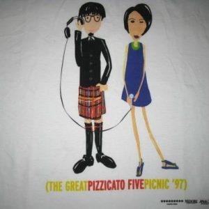 1997 PIZZICATO FIVE - THE GREAT PIZZICATO FIVE PICNIC TOUR
