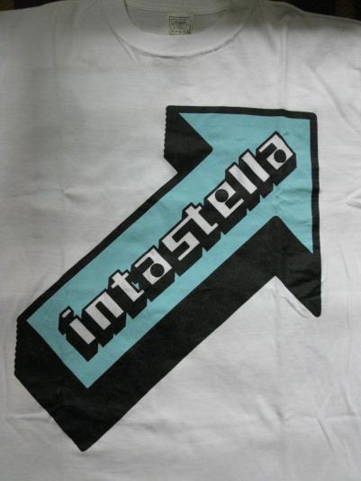 1991 INTASTELLA CENTURY VINTAGE T-SHIRT