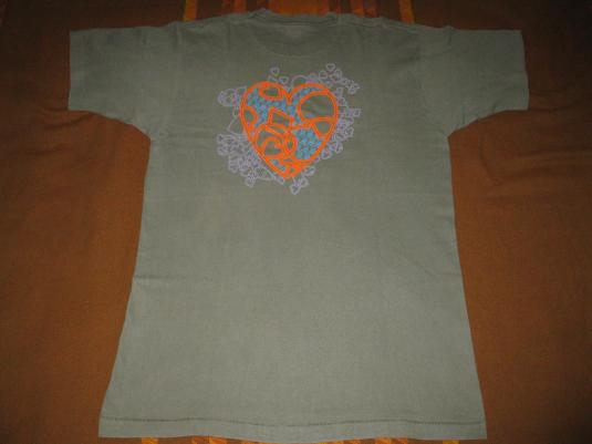 1995 BELLY KING VINTAGE T-SHIRT 4AD TANYA DONELLY