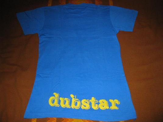 1995 DUBSTAR DISGRACEFUL VINTAGE T-SHIRT