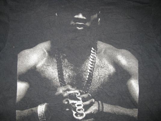 1990 LL COOL J MAMA SAID KNOCK YOU OUT VINTAGE T-SHIRT
