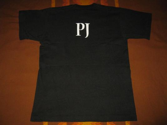 1995 PJ HARVEY VINTAGE T-SHIRT