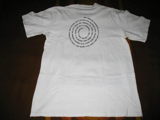 1993 CURVE CUCKOO TOUR VINTAGE T-SHIRT SHOEGAZE