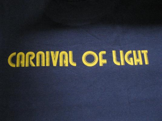 1994 RIDE CARNIVAL OF LIGHT VINTAGE TSHIRT SHOEGAZE