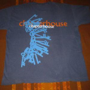 1993 CHAPTERHOUSE DON'T LOOK NOW VINTAGE T-SHIRT SHOEGAZE