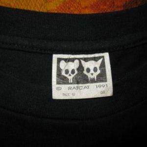 1991 RATCAT BLIND LOVE VINTAGE T-SHIRT