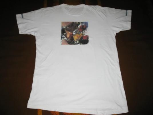 1988 EVERYTHING BUT THE GIRL IDLEWILD VINTAGE T-SHIRT 80S