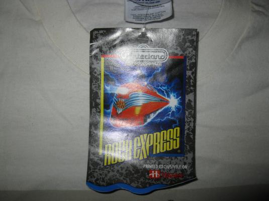 BJORK DEBUT VINTAGE T-SHIRT 93/95 THE SUGARCUBES TRIP HOP