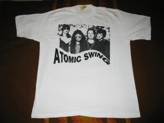 1993 ATOMIC SWING TOUR 93 VINTAGE TEE