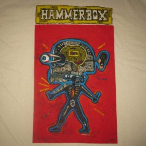 1993 HAMMERBOX NUMB VINTAGE T-SHIRT
