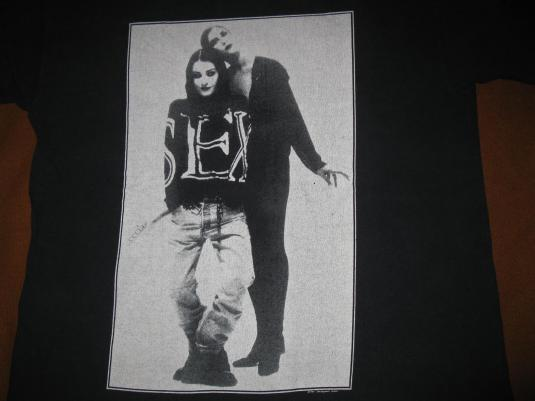 1992 SHAKESPEARS SISTER HORMONALLY YOURS VINTAGE T-SHIRT
