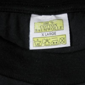 1990 RIDE NOWHERE VINTAGE T-SHIRT SHOEGAZE
