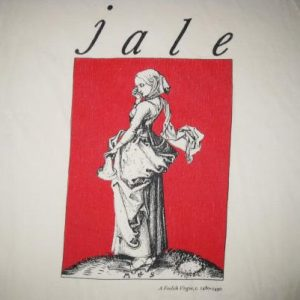1993 JALE A FOOLISH VIRGIN VINTAGE T-SHIRT