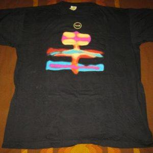 1991 LUSH BLACKSPRING VINTAGE T-SHIRT SHOEGAZE 4AD