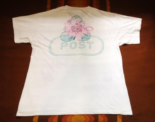 1995 BJORK POST VINTAGE T-SHIRT THE SUGARCUBES