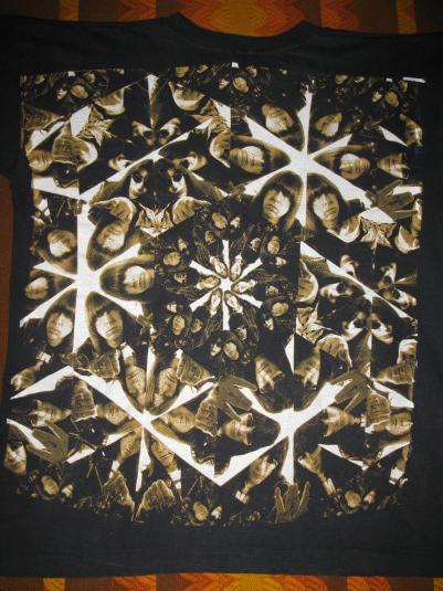1992 RAMONES MONDO BIZARRO VINTAGE T-SHIRT PUNK