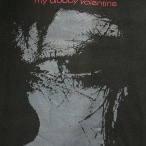 1989 MY BLOODY VALENTINE FEED ME WITH YOUR KISS VINTAGE TEE