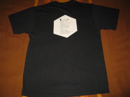 1999 LAMB FEAR OF FOURS TOUR VINTAGE T-SHIRT