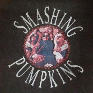 1991 SMASHING PUMPKINS GISH VINTAGE T-SHIRT