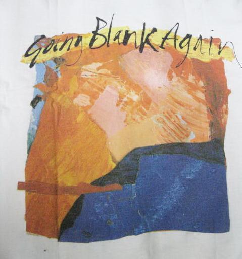 1992 RIDE GOING BLANK AGAIN VINTAGE T-SHIRT SHOEGAZE