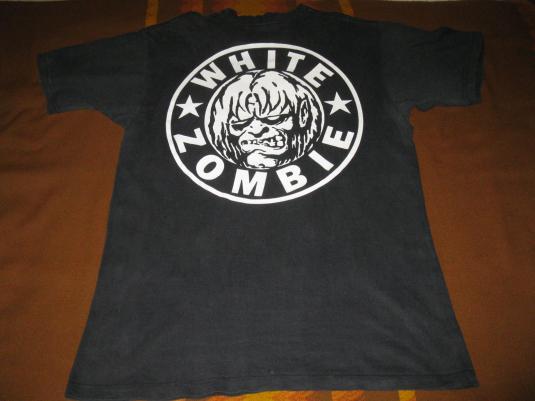 1996 WHITE ZOMBIE ASTRO CREEP 2000 VINTAGE T-SHIRT