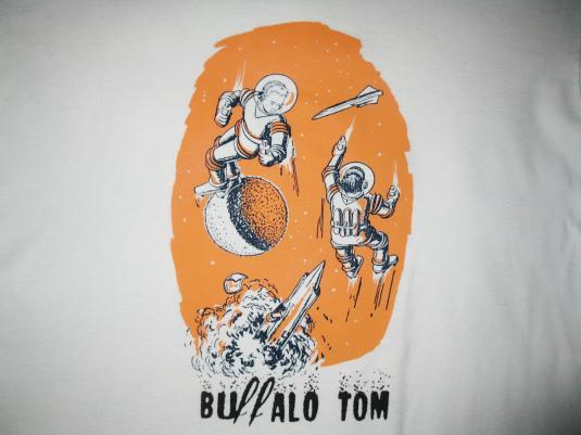 1992 BUFFALO TOM LET ME COME OVER VINTAGE T-SHIRT