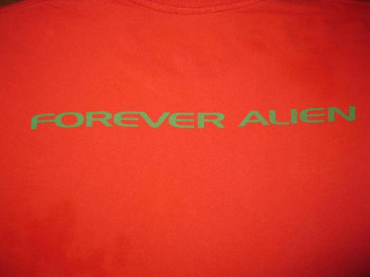 1997 SPECTRUM FOREVER ALIEN VINTAGE T-SHIRT SPACEMEN 3