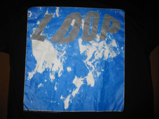 1989 LOOP FADE OUT VINTAGE T-SHIRT GODFLESH