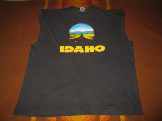 1991 MY OWN PRIVATE IDAHO VINTAGE T-SHIRT GUS VAN SANT