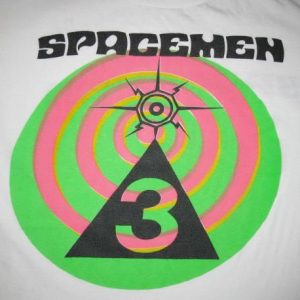 SPACEMEN 3 FOR ALL FUCKED UP CHILDREN VINTAGE TSHIRT
