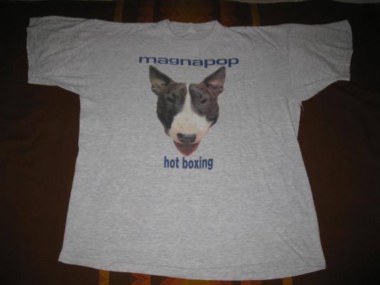 1994 MAGNAPOP HOT BOXING VINTAGE T-SHIRT