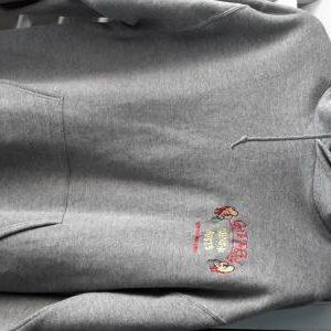 Guns n Roses Rare Geffen Employee Sweatshirt
