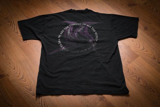 Vintage 90s Megadeth Youthanasia T-Shirt, Babies Hanging