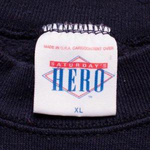 Chicago Bears Sweatshirt, 1988 Shirt, Jack Davis Cartoon
