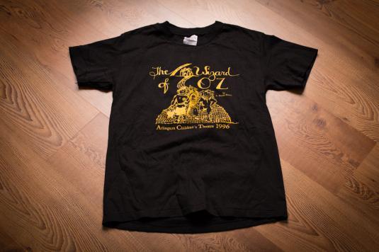 The Wizard of Oz T-Shirt, Children's Play, L. Frank Baum