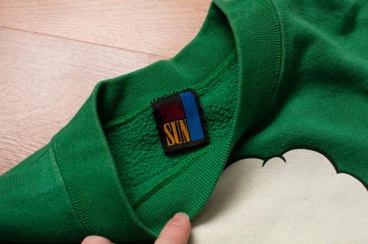 "Vintage 90s Marvin the Martian ""Humbug, Earthling!"" Sweatshirt"