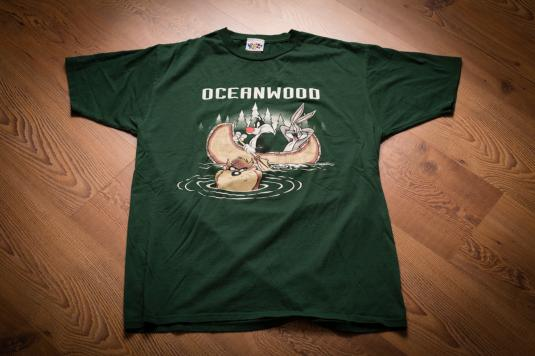 Looney Tunes Oceanwood T-Shirt, Christian Campground