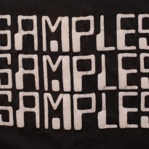 Mantronix Style Samples Samples Samples T-Shirt, 80s Hip Hop
