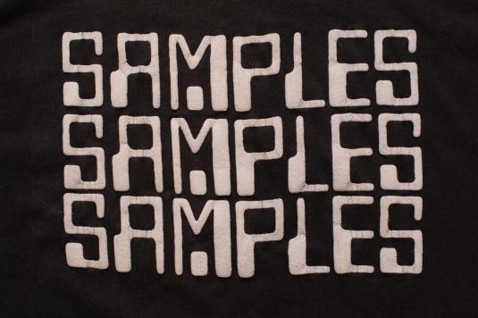 Mantronix Style Samples Samples Samples T-Shirt, 80s Hip Hop
