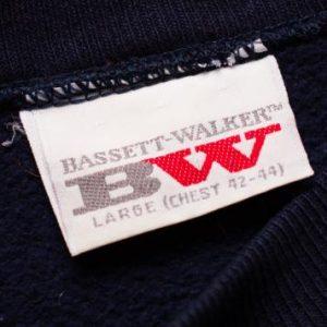 Certified American Crewneck Sweatshirt, Genuine USA Seal 80s