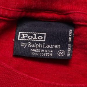 Vintage 90s Ralph Lauren Polo Sportsman Duck Hunting T-Shirt