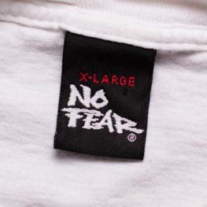 No Fear '96 Olympics T-Shirt, Fears Divide Us, Dreams Unite