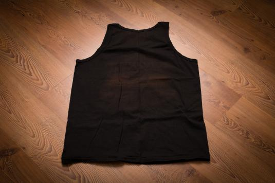 """Vintage 90s Speed's Towing """"Thunder in the Park"""" Drags Tank Top Shirt"""