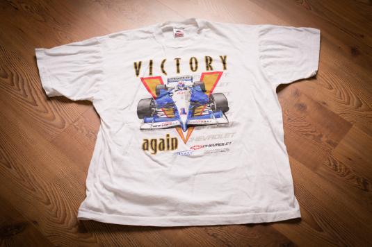 Chevrolet Formula One T-Shirt, Victory Again, F1 Race Car