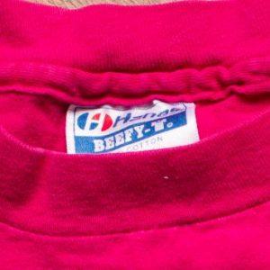 1987 Ron Jon's Surf Shop Pocket T-Shirt, Parrot Head Back