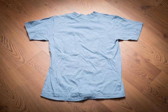 Vintage 80s Kona Hawaii Marlin T-Shirt, Ocean Beach Sunset