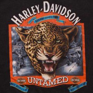 Harley-Davidson 3D Emblem Untamed T-shirt, Daytona Bike Week
