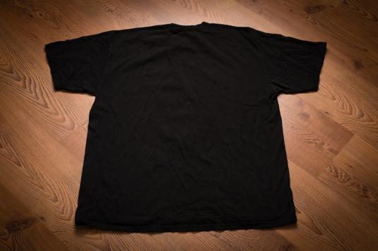 Vintage 90s Official World Gym Training Gear T-Shirt No. 101