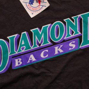 NWT Arizona Diamondbacks T-Shirt Logo 7 1998 D-Backs Vintage